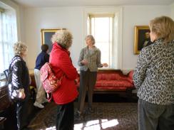 Colonial Revival Room