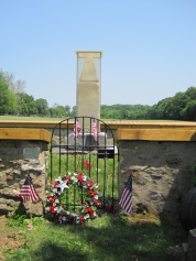 Grave Site of the Massacred